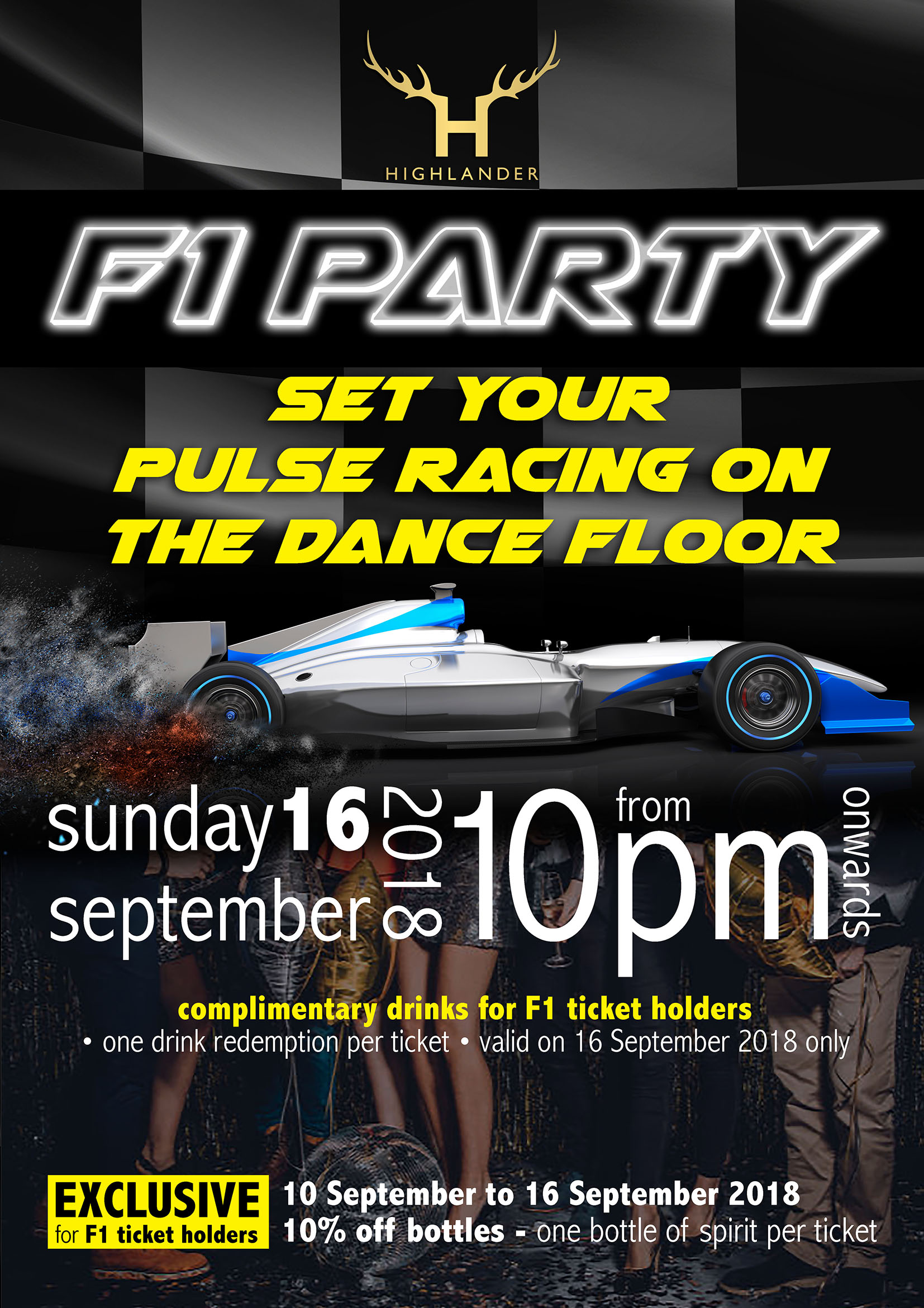 F1 Party
