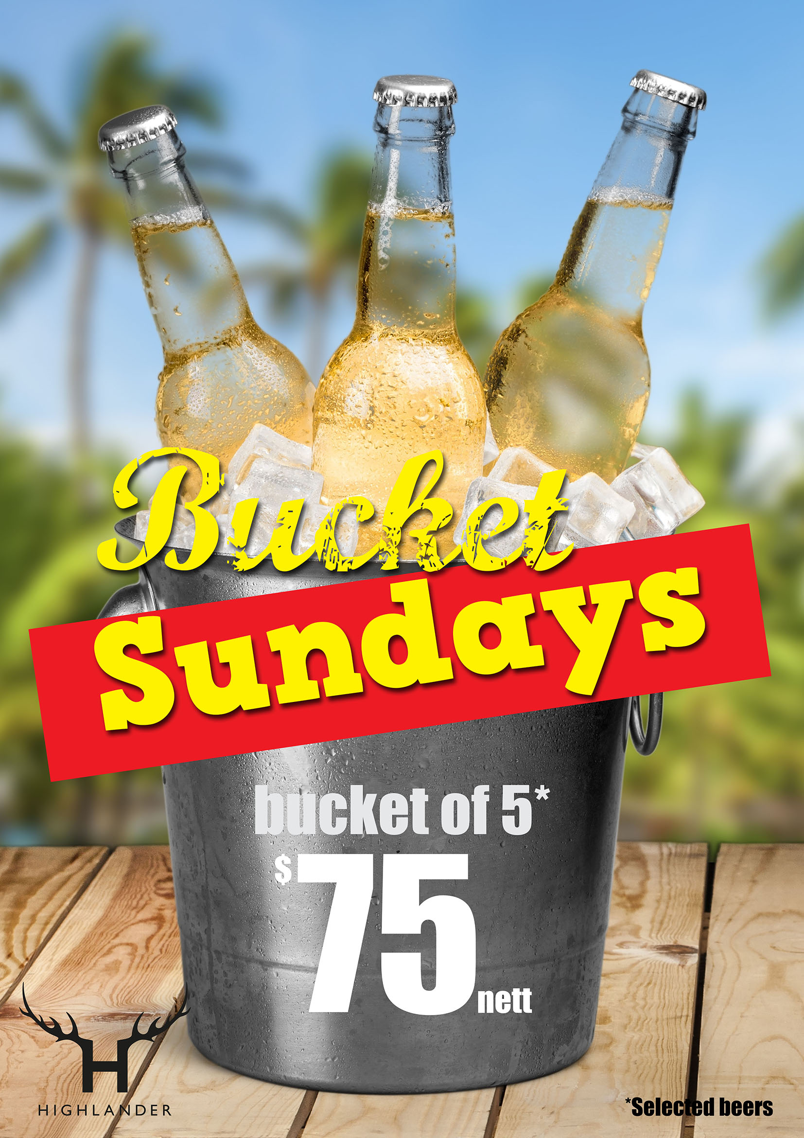 Bucket Sundays