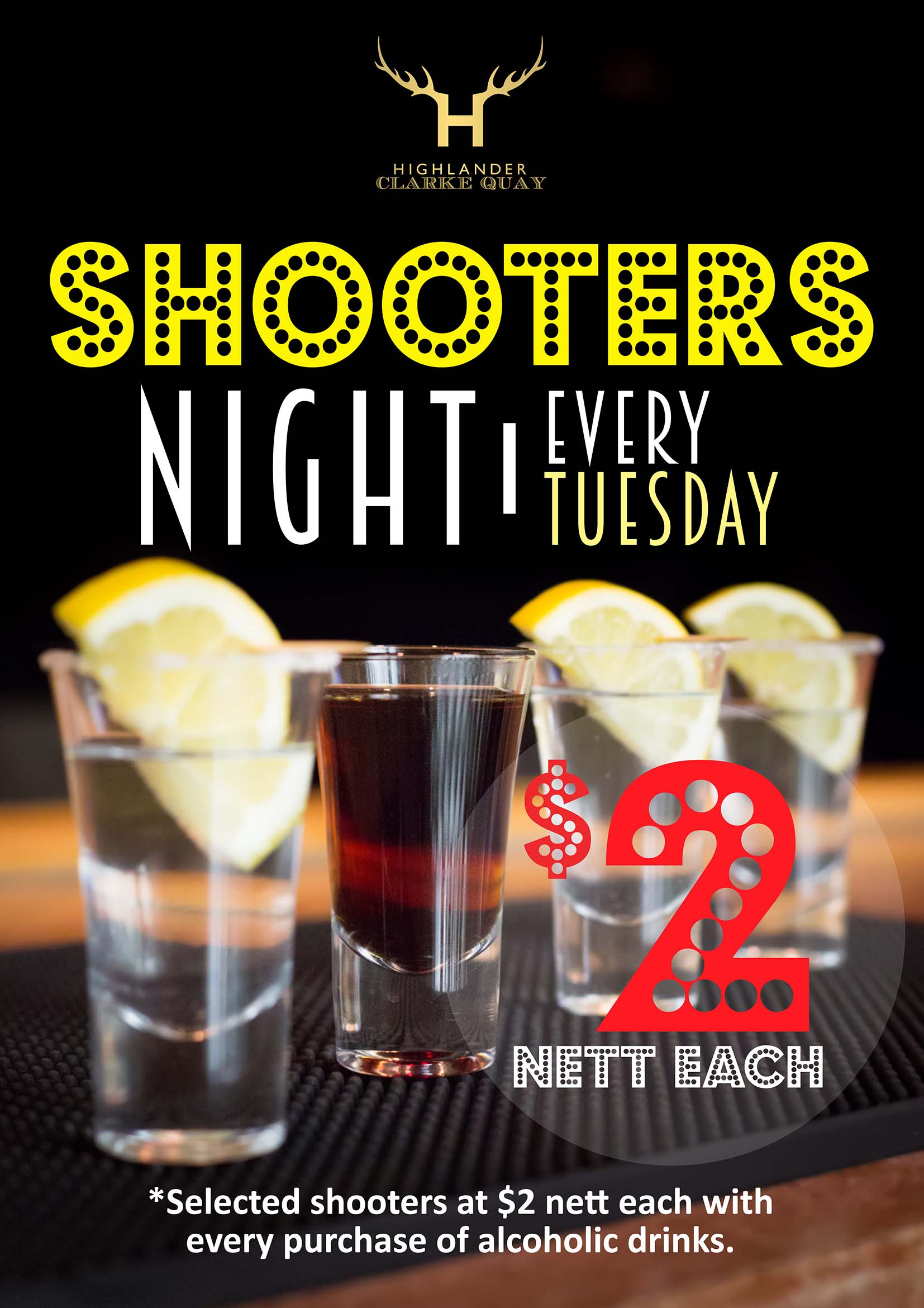 Shooters Night