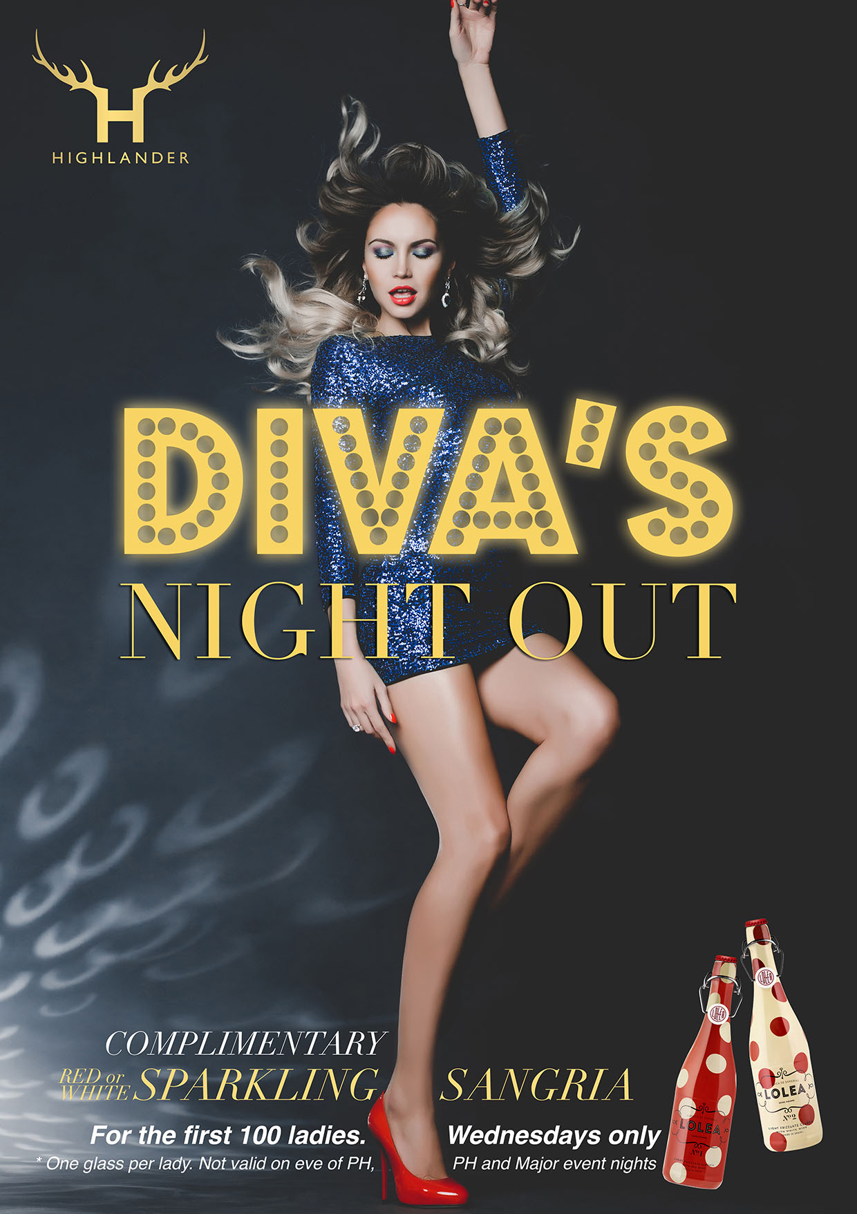 Diva's Night Out